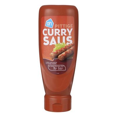 Huismerk Curry topdown