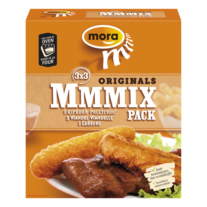 Mora Mmmmixpack Kipkorn®/ carrero/ viandel