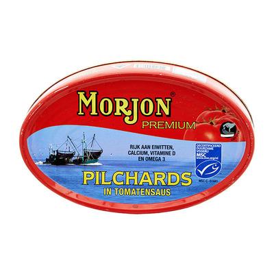 Morjon Premium pilchards in tomatensaus