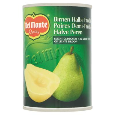 Del Monte Halve peren op siroop