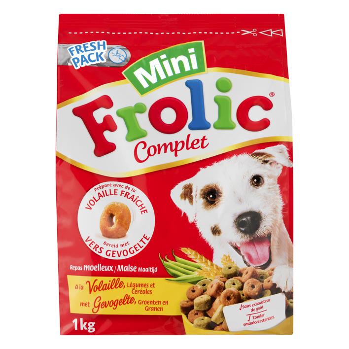 Frolic Hondenvoer gevogelte, groenten & granen