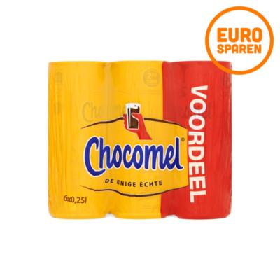 Chocomel Vol Blik Multipack