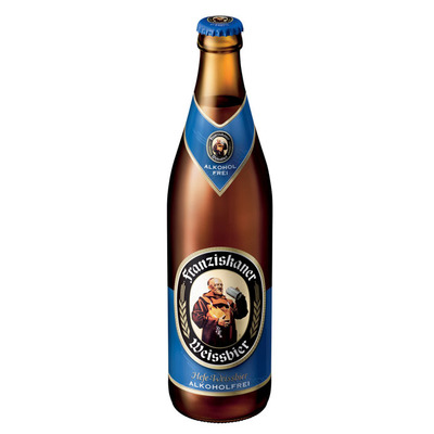 Franziskaner Alkoholfrei