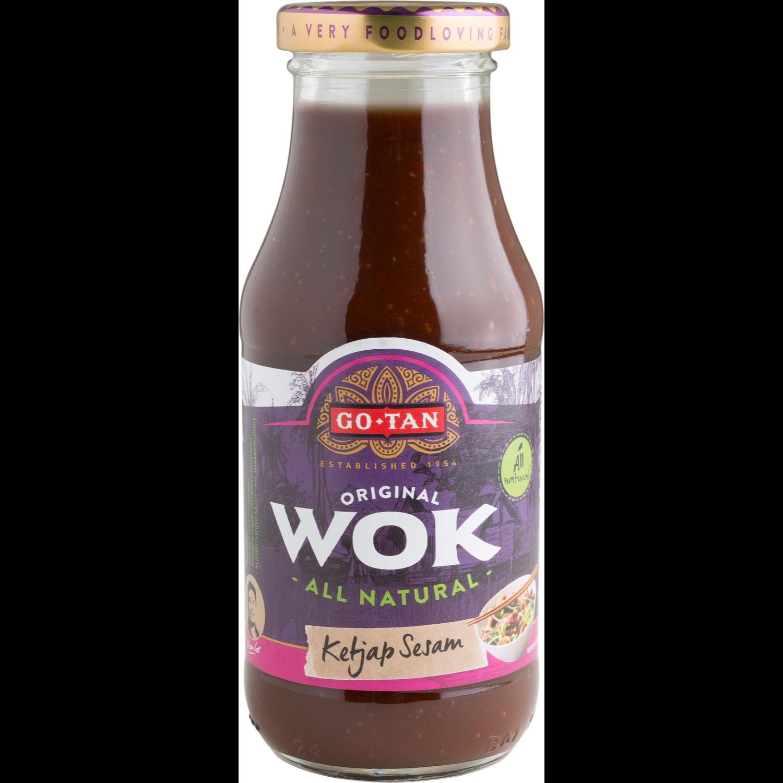 Go-Tan Woksaus ketjap sesam