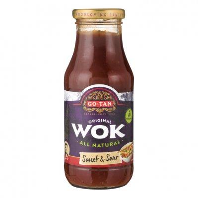 Go-Tan Original wok sweet & sour