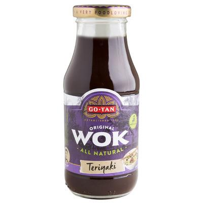 Go-Tan Original wok teriyaki