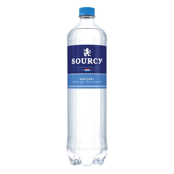 Sourcy Blauw koolzuurvrij mineraal water