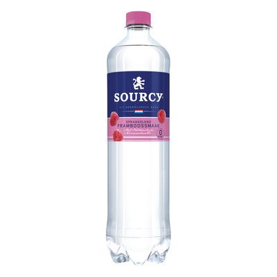 Sourcy Bruisend mineraalwater framboos