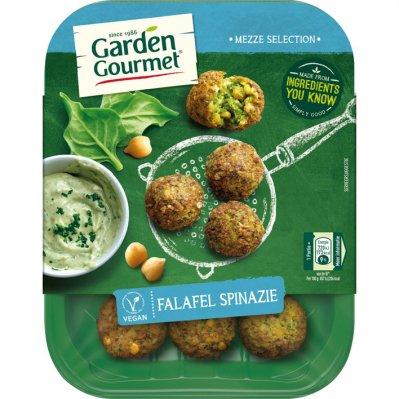 Garden Gourmet Falafel spinazie