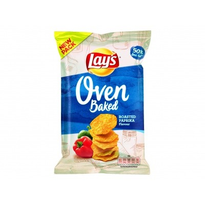 Lay's Oven paprika chips