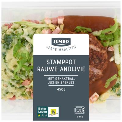 Huismerk Stamppot Rauwe Andijvie