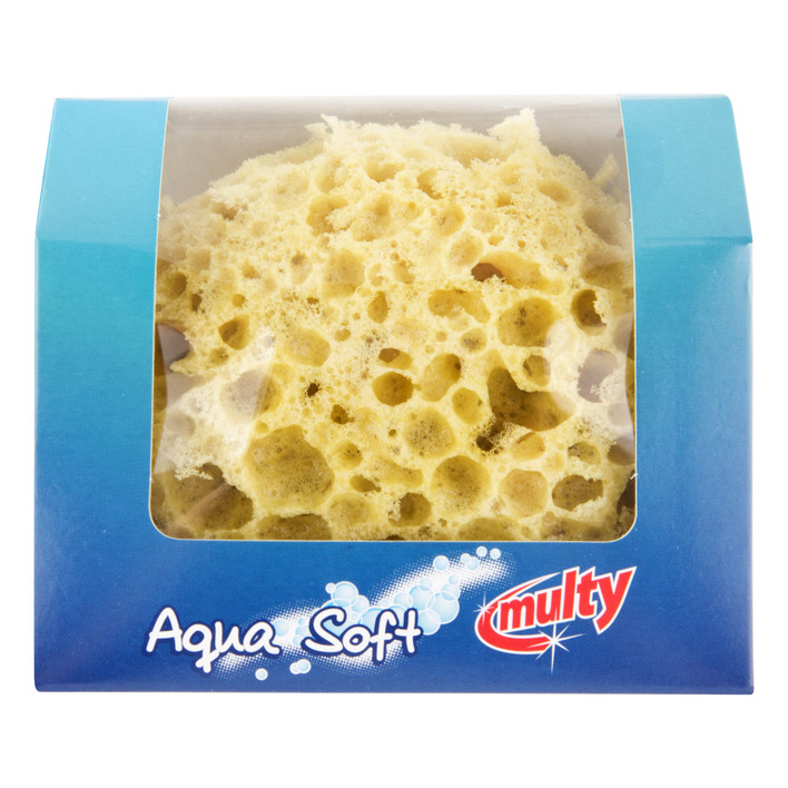 Multy Aqua soft sponge