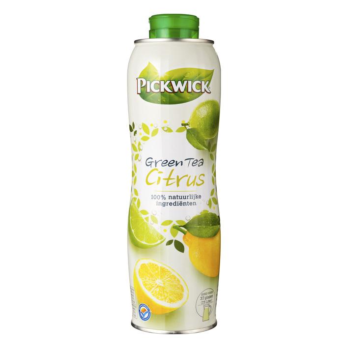 Pickwick Green tea citrus