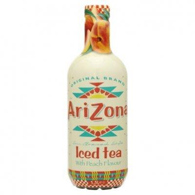 Arizona Iced tea peach