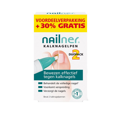 Nailner Kalknagelpen repair duo