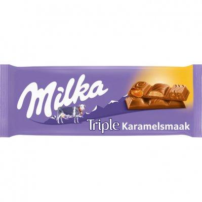 Milka Reep triple karamel