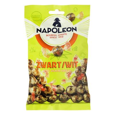 Napoleon Zwart wit kogels