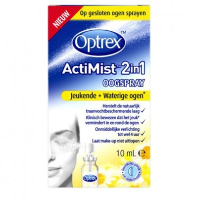 Optrex Actimist itchy eyes