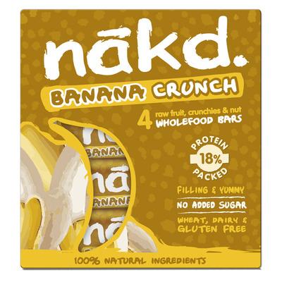 Nākd Banana Crunch