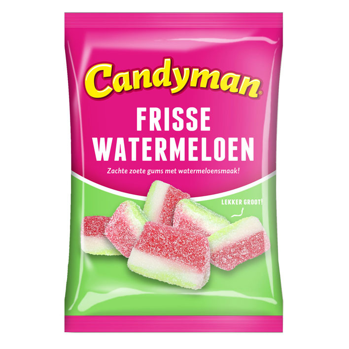 Candyman Frisse watermeloen