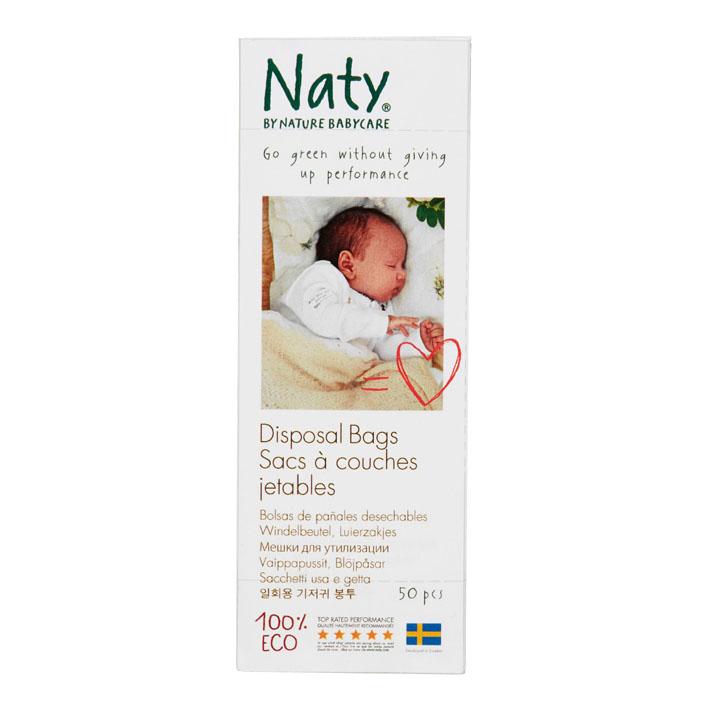 Nature Babycare Eco luierzakjes