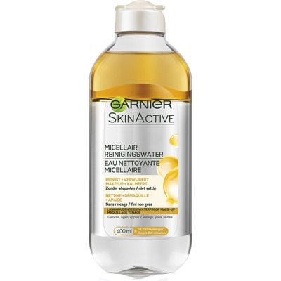 Garnier Skin active reinigingswater in oil