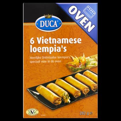 Duca Vietnamese oven loempia