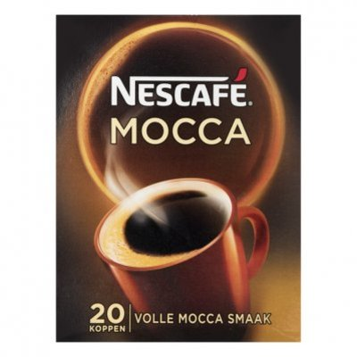 Nescafé Café mocca oploskoffie