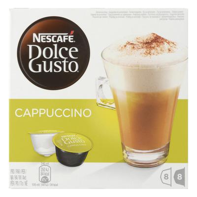 Nescafé Dolce Gusto Cappuccino koffie cups