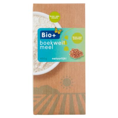 Bio+ boekweitmeel biologisch