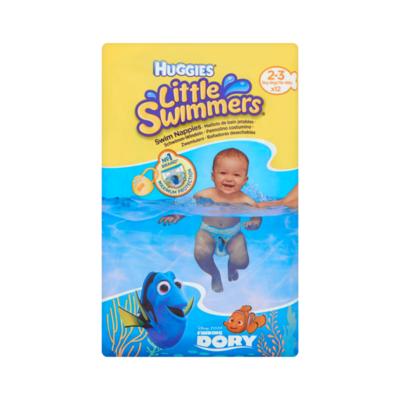 Huggies Little Swimmers Zwemluiers Maat 2-