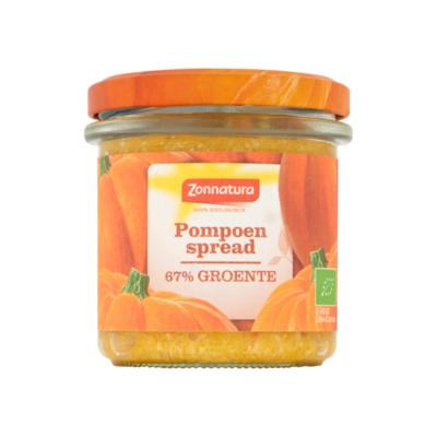 Zonnatura Pompoen Spread