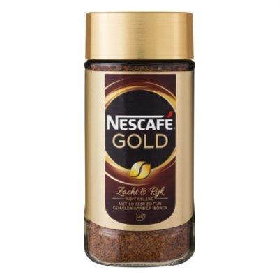 Nescafé Gold oploskoffie pot
