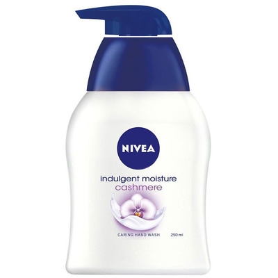 Nivea Handzeep cashmere moments