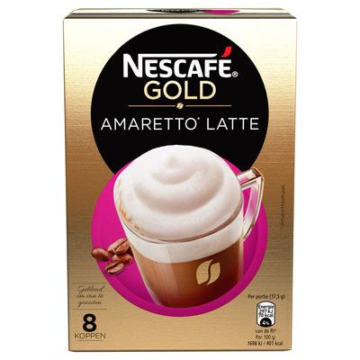 Nescafé Latte amaretto