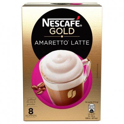 Nescafé Gold amaretto latte