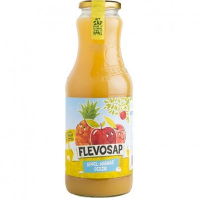 Flevosap Appel-Ananas-Perzik