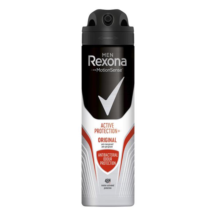 Rexona Deodorant spray men active shield