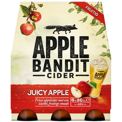 Apple Bandit  Juicy apple