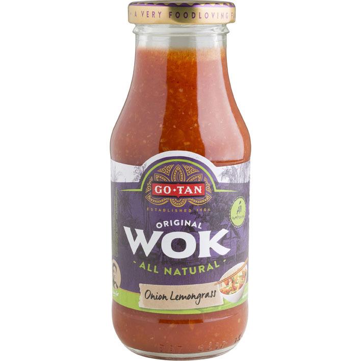 Go-Tan Original wok onion lemongrass