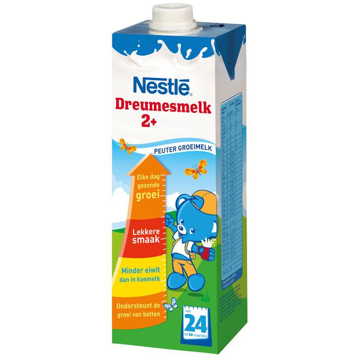 Nestlé Dreumesmelk peuter groeimelk 2+