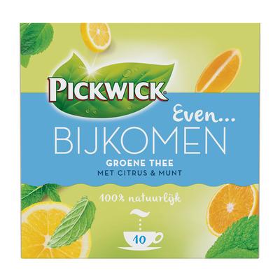 Pickwick Even bijkomen groene thee