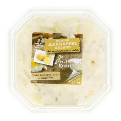 Ambachtelijke Keuken Aardappel creme fraiche salade