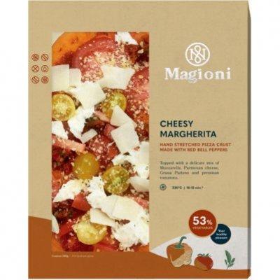 Magioni Pizza cheesy margherita