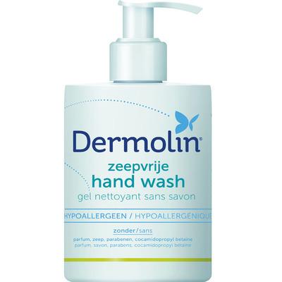 Dermolin Zeepvrije handwash CAPD-vrij dispenser