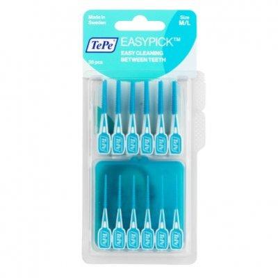 Tepe Easypick siliconen tandenstoker M/L