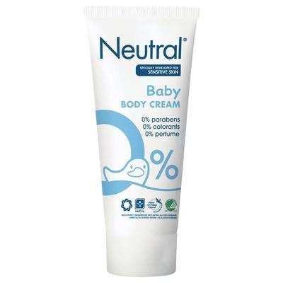 Neutral Baby crème parfumvrij