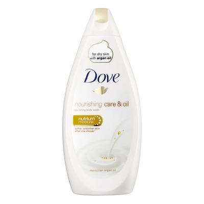 Dove Shower nourish oil & care
