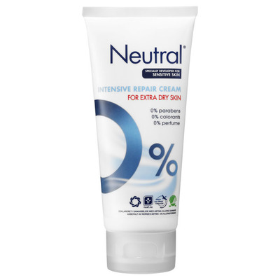 Neutral Bodycrème intensive repair parfumvrij