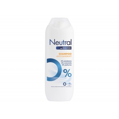 Neutral Anti-Roos Shampoo Parfumvrij
